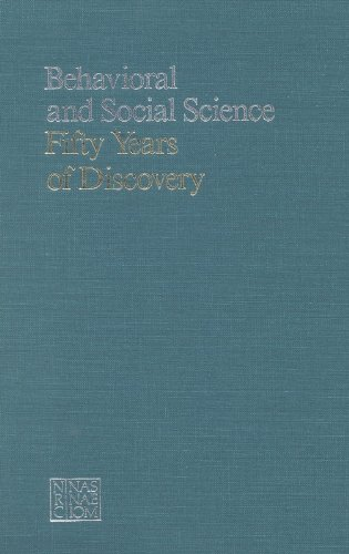 Behavioral and Social Science: Fifty ()50 Years of Discovery.