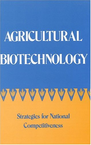 9780309037457: Agricultural Biotechnology: Strategies for National Competitiveness