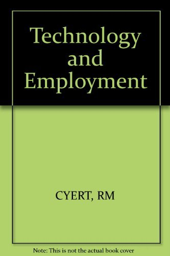 9780309037822: Technology and Employment: Innovation and Growth in the U.S. Economy