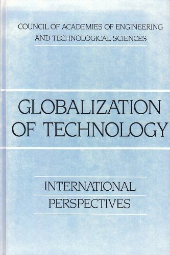 9780309038430: Globalization of Technology: International Perspective