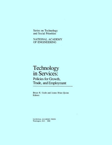 9780309038959: Technology in Services: Policies for Growth, Trade, and Employment (Series on Technology and Social Priorities)