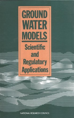 9780309039932: Ground Water Models: Scientific and Regulatory Applications
