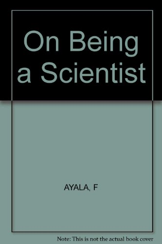 9780309040914: On Being a Scientist