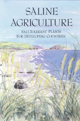 9780309041898: Saline Agriculture: Salt-Tolerant Plants for Developing Countries