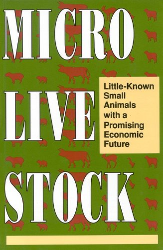 Microlivestock: Little-Known Small Animals With a Promising Economic Future
