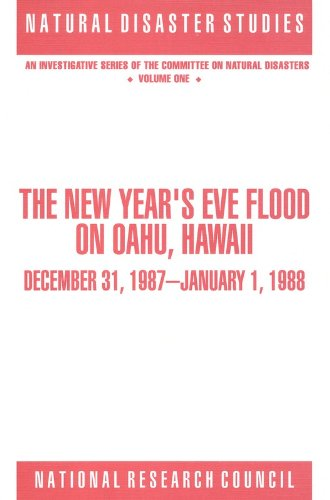9780309044332: New Year's Eve Flood on Oahu, Hawaii, December 31, 1987 - January 1, 1988