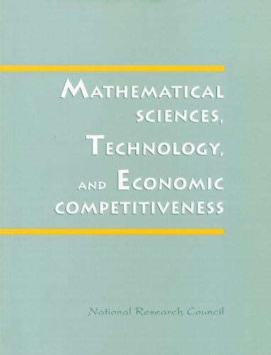 Mathematical Sciences, Technology, and Economic Competitiveness: Board on Mathematical