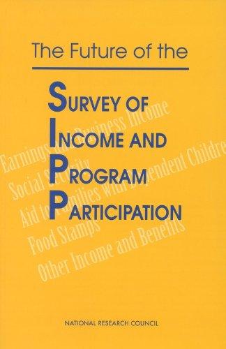 9780309047951: The Future of the Survey of Income and Program Participation