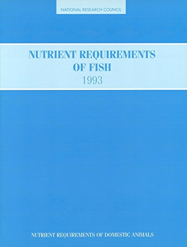 9780309048910: Nutrient Requirements of Fish (Nutrient Requirements of Domestic Animals)