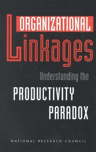 9780309049344: Organizational Linkages: Understanding the Productivity Paradox