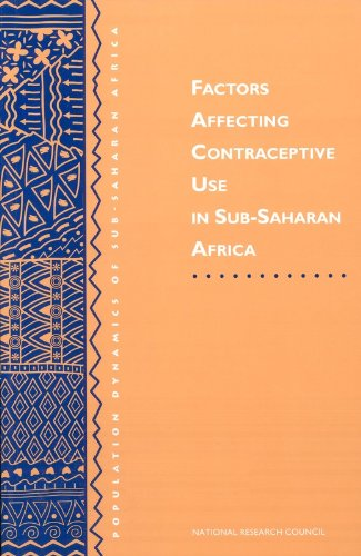 9780309049443: Factors Affecting Contraceptive Use in Sub-Saharan Africa (Population Dynamics of Sub-Saharan Africa)
