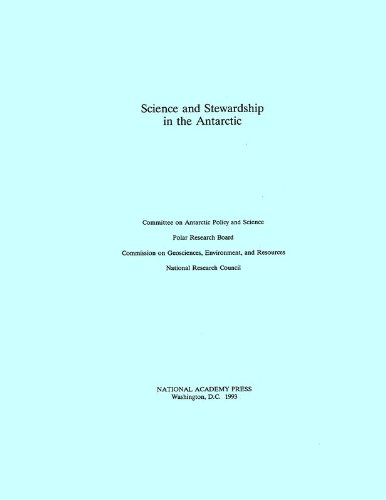 9780309049474: Science and Stewardship in the Antarctic (Advances in the Astronautical Sci.; 77)