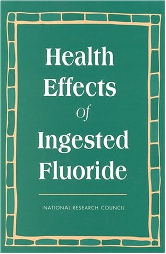 9780309049757: Health Effects of Ingested Fluoride