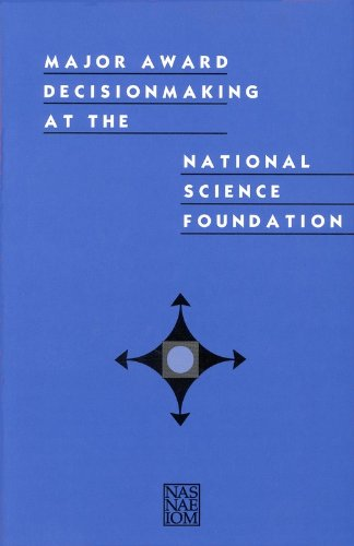 9780309050296: Major Award Decisionmaking at the National Science Foundation