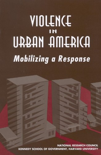 Violence in Urban America: Mobilizing a Response: University, Harvard, Committee