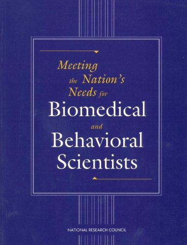 9780309050869: Meeting the Nation's Needs for Biomedical and Behavioral Scientists