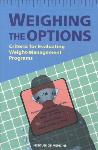Weighing the Options: Criteria For Evaluating Weight-Management Programs