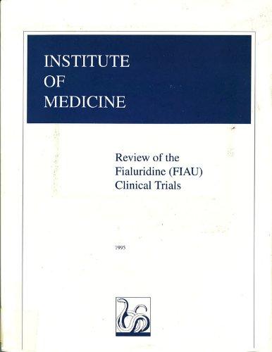Review Fialuridine (FIAU) Clinical Trials - AbeBooks