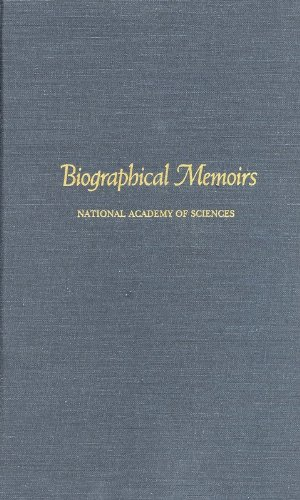 Biographical Memoirs: V.69 (Biographical Memoirs: A Series): Office of the Home Secretary, National...