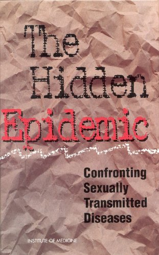 9780309054959: The Hidden Epidemic: Confronting Sexually Transmitted Diseases