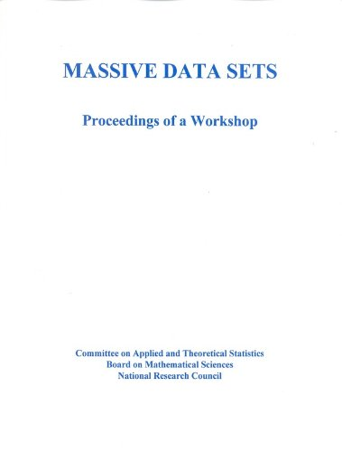 9780309056946: Massive Data Sets: Proceedings of a Workshop (The compass series)