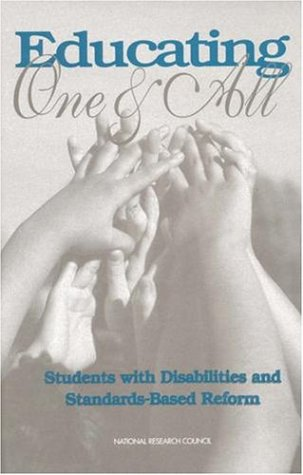 9780309057899: Educating One & All: Students With Disabilities and Standards-Based Reform