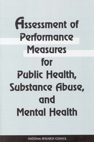 9780309057967: Assessment of Performance Measures for Public Health, Substance Abuse, and Mental Health