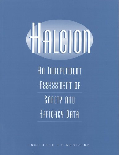 9780309059763: Halcion: An Independent Assessment of Safety and Efficacy Data