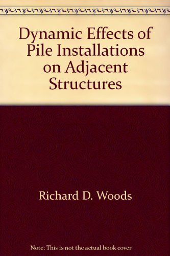 9780309061094: Dynamic effects of pile installations on adjacent structures (Synthesis of highway practice)