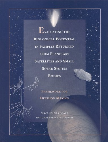 9780309061360: Evaluating the Biological Potential in Samples Returned from Planetary Satellites and Small Solar System Bodies: Framework for Decision Making