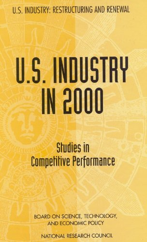 U.S. Industry in 2000: Studies in Competitive Performance