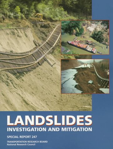 9780309062084: Landslides: Investigation and Mitigation (National Research Council (U.S.) Transportation Research Board Special Report)