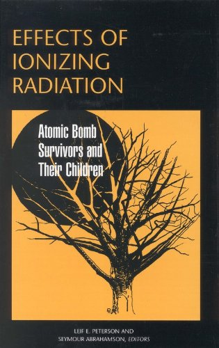9780309064026: Effects of Ionizing Radiation: Atomic Bomb Survivors and Their Children (1945-1995) (Natural Hazards and Disasters)