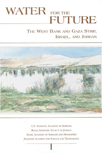 9780309064217: Water for the Future: The West Bank and Gaza Strip, Israel, and Jordan