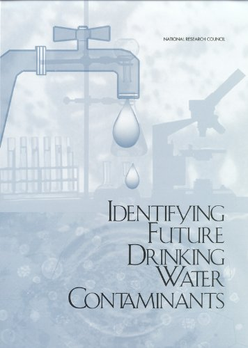 9780309064323: Identifying Future Drinking Water Contaminants: Based on the 1998 Workshop on Emerging Drinking Water Contaminants