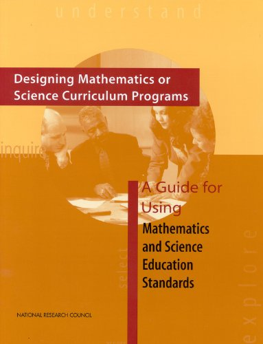 Designing Mathematics or Science Curriculum Programs : National Research Council