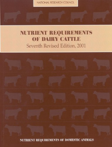 9780309069977: Nutrient Requirements of Dairy Cattle: Seventh Revised Edition