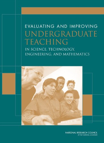 9780309072779: Evaluating and Improving Undergraduate Teaching in Science, Mathematics, Engineering, and Technology