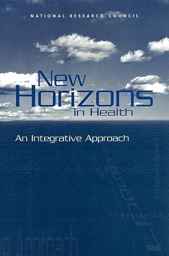 9780309072960: New Horizons in Health: An Integrative Approach