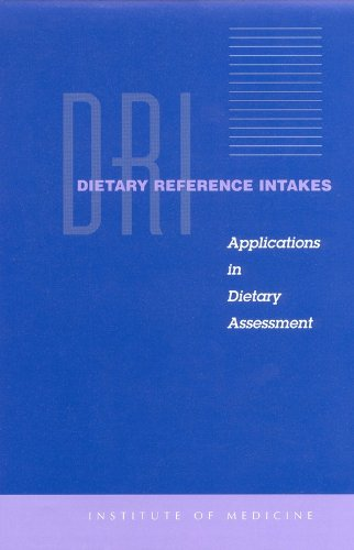 9780309073110: Dietary Reference Intakes: Applications in Dietary Assessment (Dietary Reference Intakes Series)