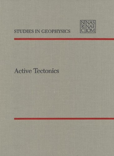 9780309073950: Active Tectonics: Impact on Society (Studies in Geophysics: A)