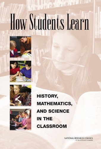 9780309074339: How Students Learn: History, Mathematics, and Science in the Classroom
