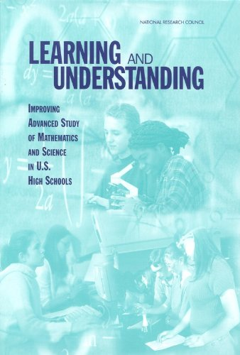 9780309074407: Learning and Understanding: Improving Advanced Study of Mathematics and Science in U.S. High Schools