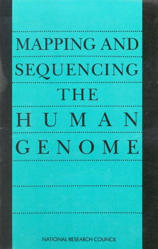 9780309074629: Mapping and Sequencing the Human Genome (Genomics)