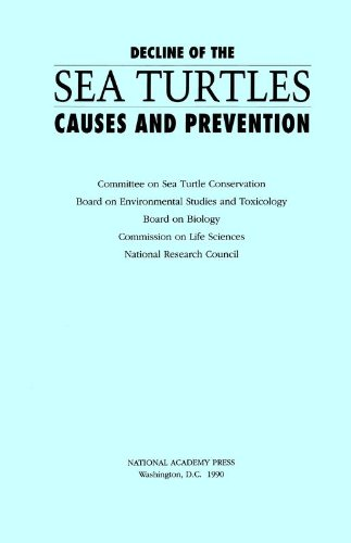 9780309074698: Decline of the Sea Turtles: Causes and Prevention