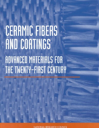 9780309074971: Ceramic Fibers and Coatings: Advanced Materials for the Twenty-First Century