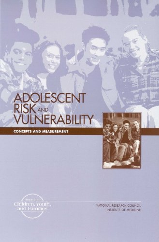 9780309076203: Adolescent Risk and Vulnerability: Concepts and Measurement