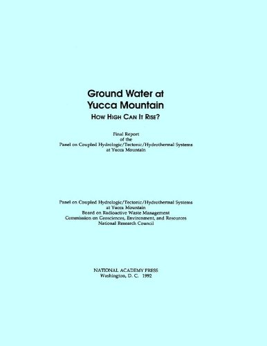 9780309076692: Ground Water at Yucca Mountain: How High Can It Rise?