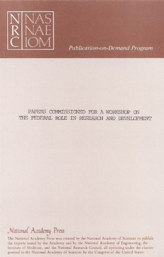9780309078696: Papers Commissioned for a Workshop on the Federal Role in Research and Development