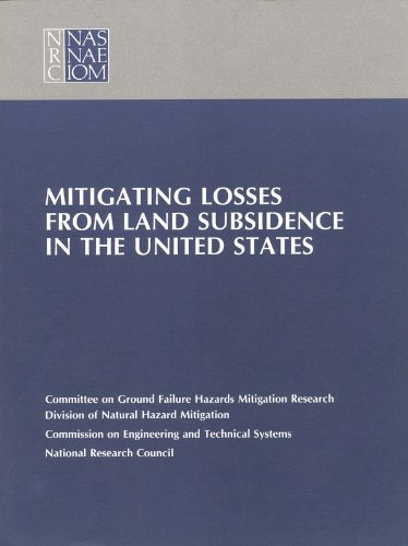 Mitigating Losses from Land Subsidence in the United States: National Research Council